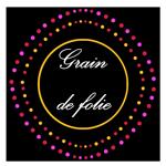 logo - Institut de beau Grain de folie à Héric par khamaleon